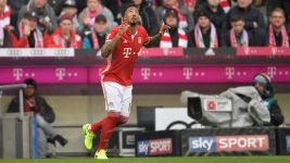 Boateng is back