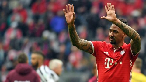 Boateng: 'I just want to stay fit'