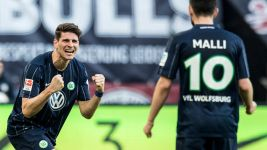 Watch: Leipzig 0-1 Wolfsburg - highlights