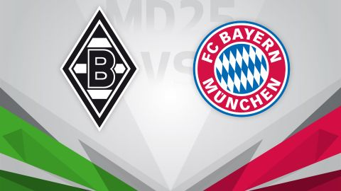 Gladbach aim to halt the Bayern title charge