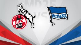 Europe on the agenda for Cologne and Hertha