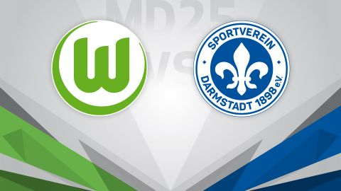 Wolfsburg and Darmstadt seek relegation relief