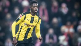 Watch: Rookie of the Month nominee Ousmane Dembele