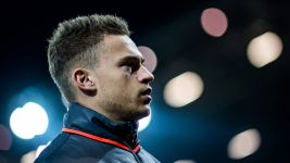 Kimmich exclusive: 'Bring on the big games!'
