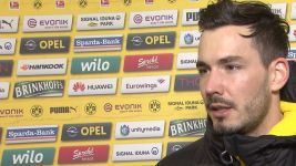 Watch: Bürki: 'Auba's goal was important'