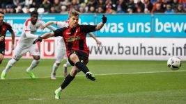 Watch: Augsburg 1-1 Freiburg - highlights
