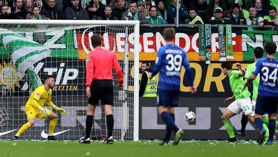 Vfl Wolfsburg Darmstadt