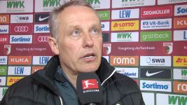 Watch: Streich: 'It's a nice landmark for us all'