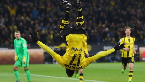 Watch: Dortmund 1-0 Ingolstadt - highlights