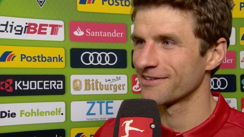 Watch: Müller: 'It's been fun - and still is!'