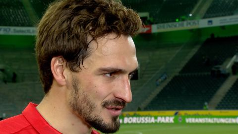 Hummels: 'Müller had to score'