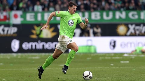 Watch: Wolfsburg 1-0 Darmstadt - highlights
