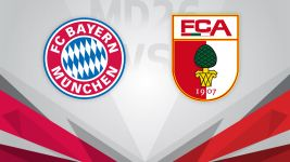 Leaders Bayern host neighbours Augsburg