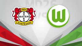 Wolfsburg hungry to push past Leverkusen