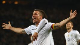 Lukas Podolski, the Little Prinz