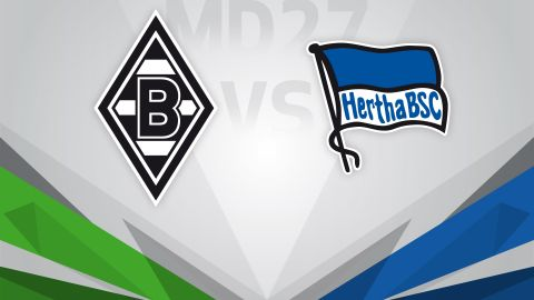 Gladbach and Hertha seek vital points