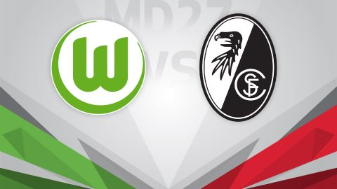 Wolfsburg keen to extend  run against Freiburg