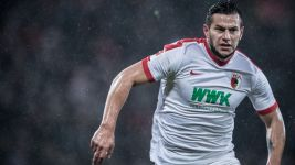 Augsburg vs. Hamburg: Confirmed line-ups