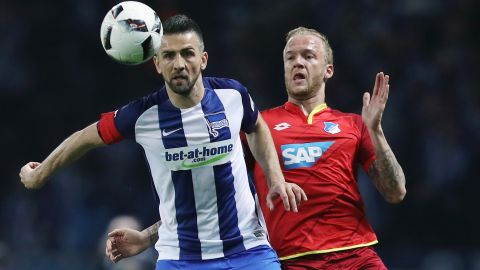 Possible line-ups: Gladbach vs Hertha Berlin