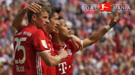 Bayern tighten grip on first place