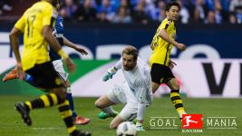 Revierderby spectacle ends all square