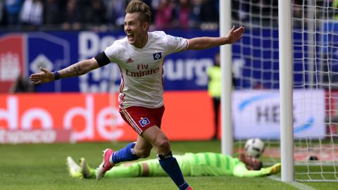 Watch: Hamburg 2-1 Cologne - highlights