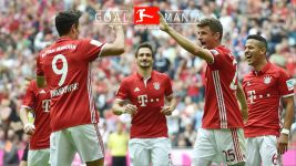 Five-star Lewandowski, Delaney's hat-trick heroics