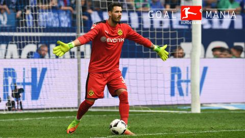 Bürki: Schalke draw 'two points lost'