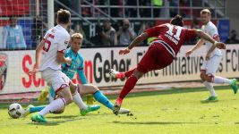 Watch: Ingolstadt 2-1 Mainz - highlights
