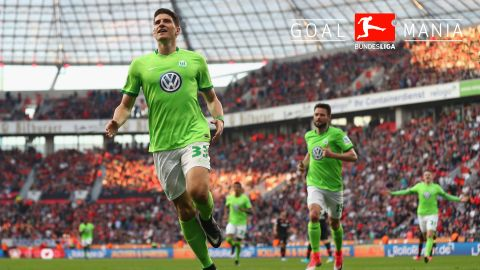 Spoils shared in six-goal thriller in Leverkusen