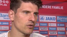 Watch: Gomez: 'The reward for our hard work'