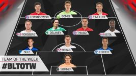 Matchday 26: Team of the Week