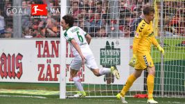 Delaney treble sees Werder cruise