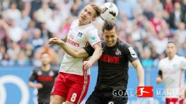 Holtby helps Hamburg head off Cologne
