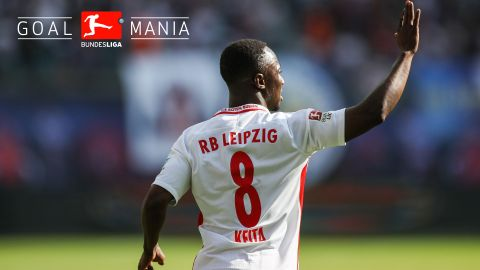 Keita targets Messi's crown