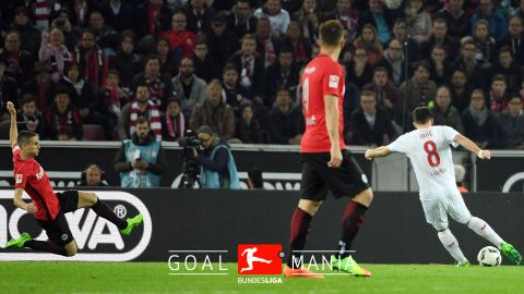 Jojic strike sees Cologne edge out Frankfurt