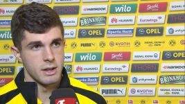 Watch: Pulisic on Dortmund's killer instinct
