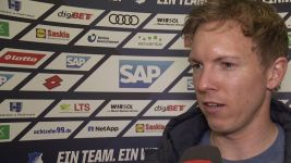 Watch: Nagelsmann: 'Asked for bravery and got it'