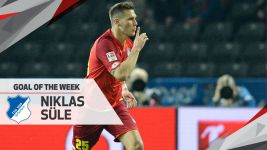 Watch: Süle's MD26 Goal of the Week