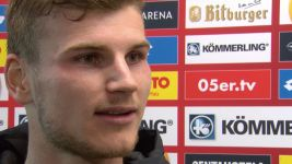 Watch: Werner: 'I knew there'd be chances'