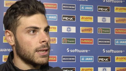 Watch: Volland: 'We knew it would be tough'