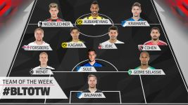 Matchday 27: Team of the Week
