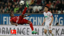 Watch: Augsburg 2-3 Ingolstadt - highlights