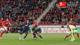 Watch: Mainz 2-3 Leipzig - highlights