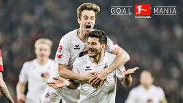Watch: Cologne 1-0 Frankfurt - highlights