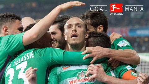 Watch: Bremen 3-0 Schalke - highlights