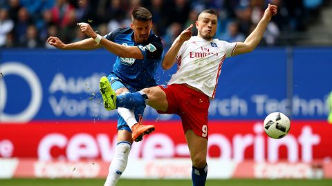 Previous meeting: Hamburg 2-1 Hoffenheim