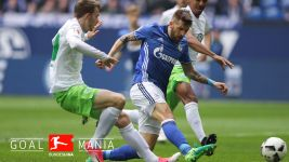 Watch: Schalke 4-1 Wolfsburg - highlights