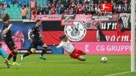 Poulsen snatches spoils for Leipzig