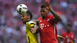 Bayern's Boateng ruled out of Leverkusen clash